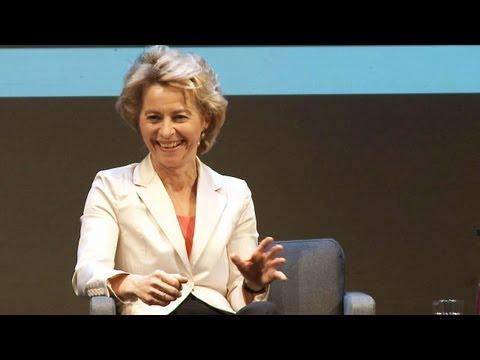 """""""Brigitte""""-Talk mit Ursula von der Leyen"""