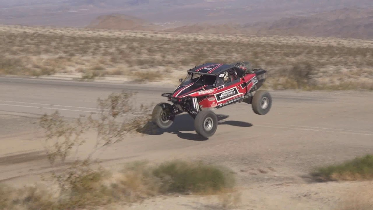 SNORE 2018 Rage At The River RATR Trophy Truck Buggy Jump Road Gap Laughlin Nevada