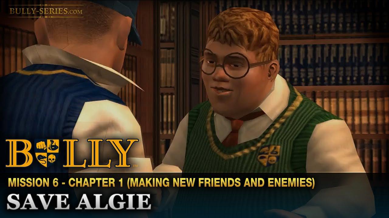 Algernon Bully