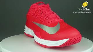 Nike Lunar Ballistec NYC Tennis Shoes 3D View   Tennis Plaza Review
