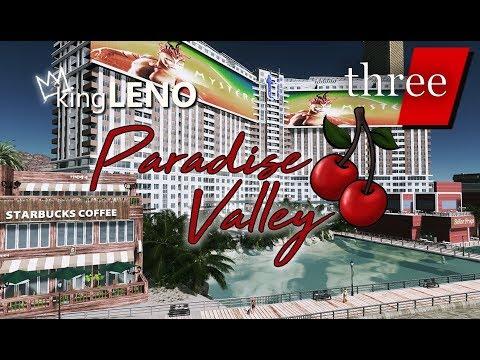 Paradise Valley (Ep. 03) Treasure Island Casino (Build Finale)