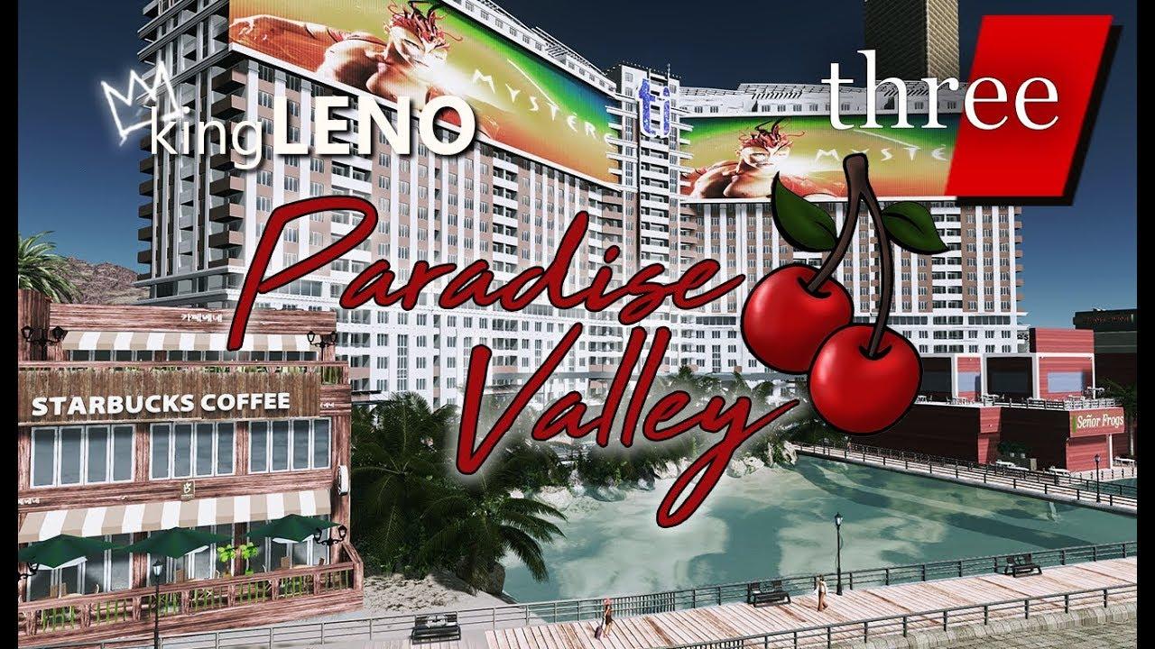 Download Paradise Valley (Ep. 03) Treasure Island Casino (Build Finale)