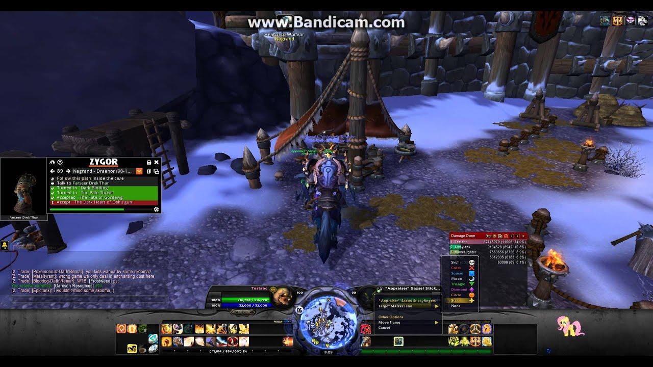 Garrison level 2 primal trader youtube garrison level 2 primal trader malvernweather Choice Image