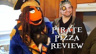 Pirate Pizza Review 3: Digiorno Three Meat vs. Funny Farms