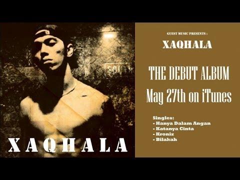 Xaqhala - Hanya Dalam Angan - Lyrics
