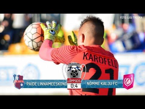 21. voor 2017: Paide Linnameeskond - Nõmme Kalju FC 0:4 (0:2)