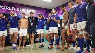 Coupe du monde de rugby épisode 40 : Le discours du capitaine