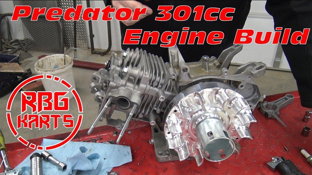 301cc Mini Bike Engine Build ~ Mini Bike Monday