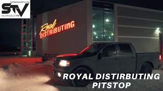 Royal Pitstop