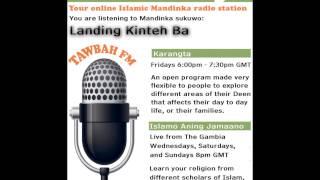 Landing Kinteh Ba: Mandinka Sukuwo