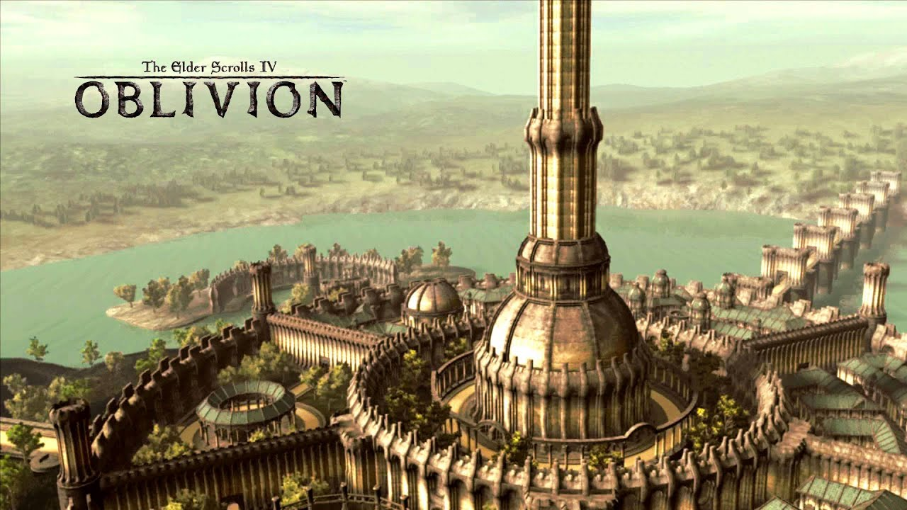 Image result for Oblivion game