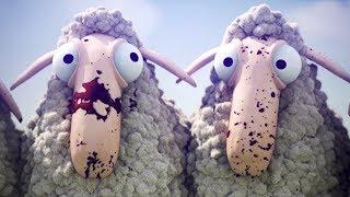 EL VIDEO MAS DURO Y HARDCORE DE INTERNET - OH SHEEP ANALIZADO Y EXPLICADO ZellenDust