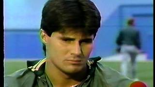 Jose Canseco traded from Oakland