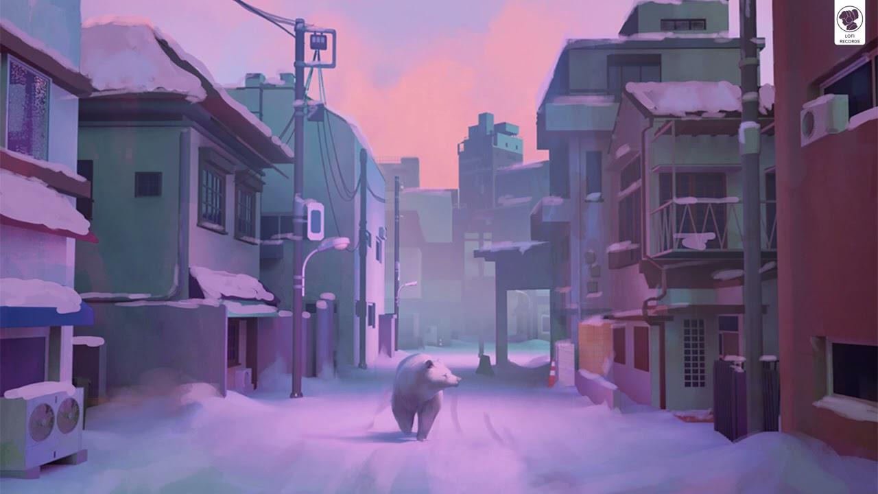 Blurred Figures x another silent weekend - Finding Comfort ❄️ [lofi hip hop/relaxing beats]