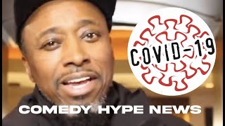 Eddie Griffin Goes Off On The Covid Shot, Explains Why - The CH News Show