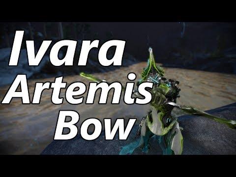 Warframe | Eidolon Hunter #12: Ivara Part 1 (Artemis Bow)