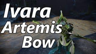 Warframe   Eidolon Hunter #12: Ivara Part 1 (Artemis Bow)