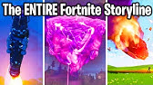 THE ENTIRE FORTNITE STORYLINE YOU DIDN'T KNOW EXPLAINED! (Seasons 1-10)