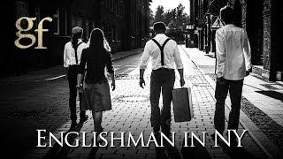 Englishman in New York - Sting cover by Aga Smoleń i Gruba Ferajna