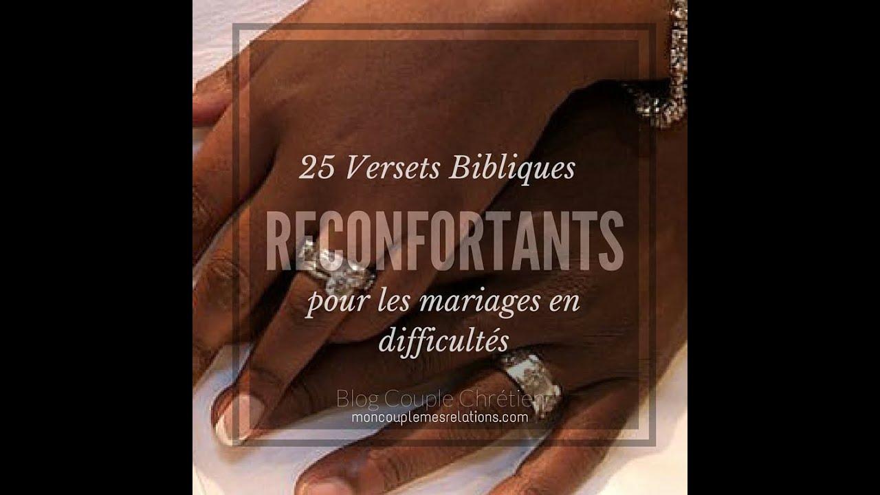 25 Versets Bibliques Reconfortants Pour Les Mariages En Difficultes