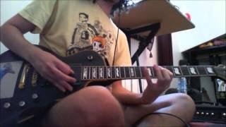 Finntroll - Fornfamnad [Guitar Cover]