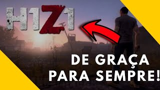 BOMBA!! H1Z1 BATTLE ROYALE QUE ERA PAGO FICOU DE GRAÇA + DOWNLOAD!! (PC)