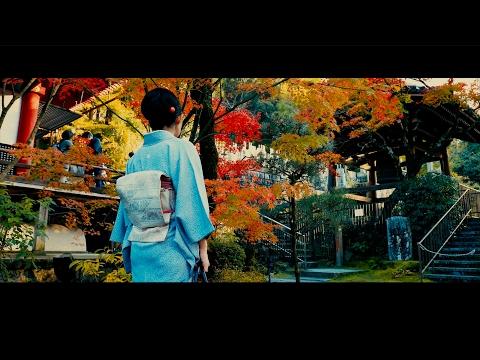 京都観光 紅葉と着物  Kyoto Japan trip  Autumn leaves【Canon EOS 5D Mark IV 4K】