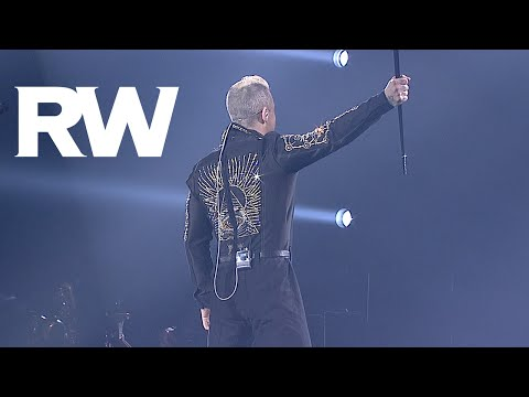 Robbie Williams | Bohemian Rhapsody live in Paris | LMEY Tour
