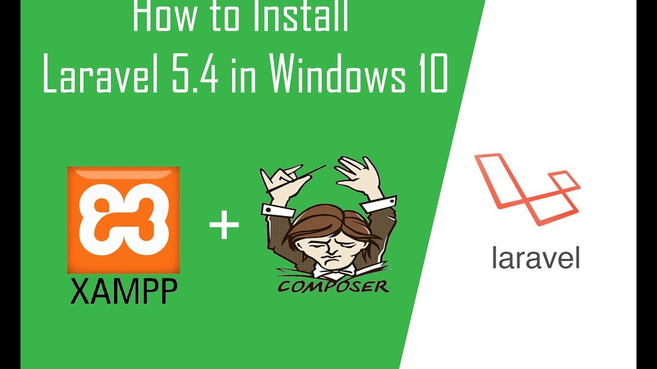 How to Install Laravel 5 4 in Windows 10 Easily