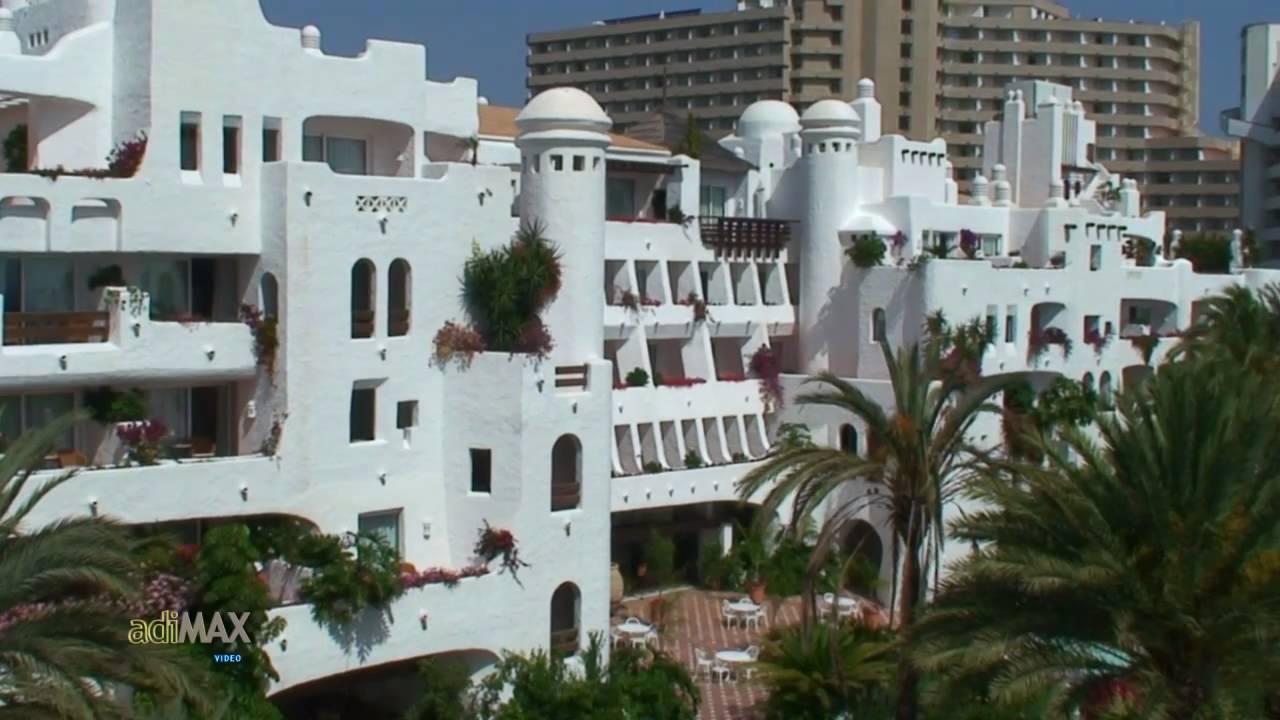 Hotel Jardin Tropical - Tenerife - YouTube