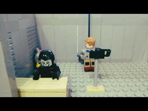 Лего маньяк 1 серия