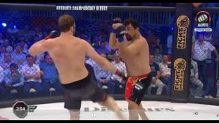 Денис Гольцов vs. Пол Буэнтелло ACB 41