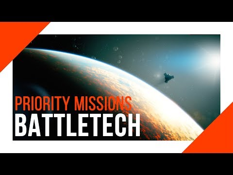 BATTLETECH - Lag Battle (Liberation Panzyr)
