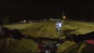 From Last, To 2nd, Passing 7 Pit Bike Racers Along The Way! - EPIC Comeback!