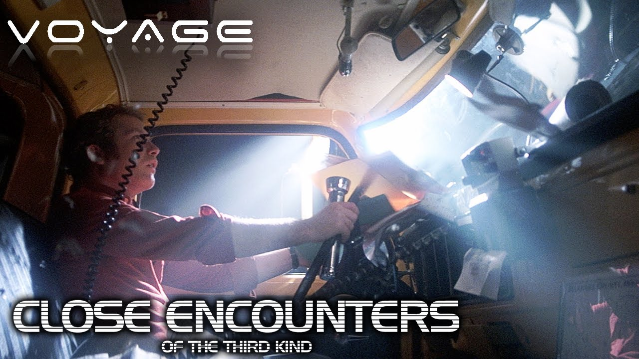 Roy's First Encounter With A UFO | Close Encounters of the Third Kind | Voyage