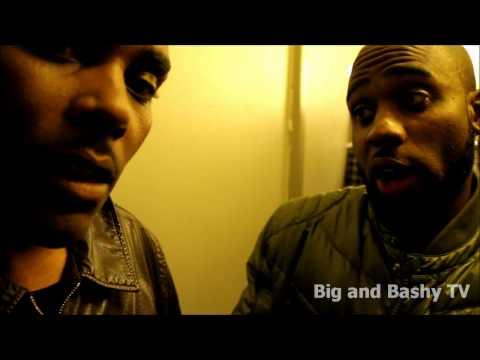 Big and Bashy Tv - Lante London @ Hot Wuk Live