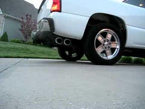 corsa sport exhaust clip on silverado