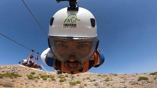 worlds Longest zipline in RAK UAE 🇦🇪  ലോകത്തിലെ ഏറ്റവും നീളം കൂടിയ Zipline