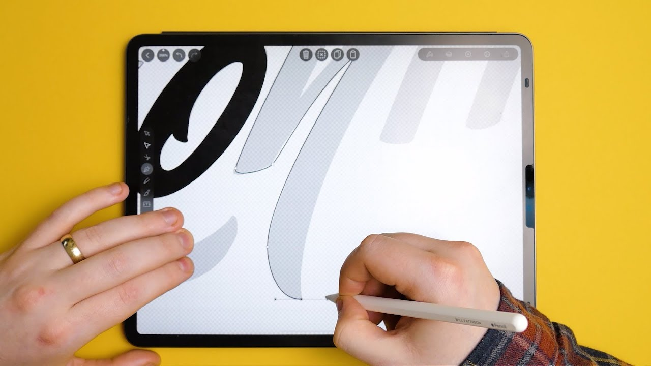 The Graphic Designers Review of the 2019 iPad Pro 12 9 🧐