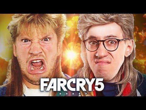Voll aufn Schnauzn JUNGE ! | Far Cry 5 Koop Modus thumbnail