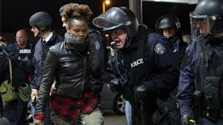 Police arrest at least 50 protesting shootings of blacks in St. Louis area | 14th October 2014