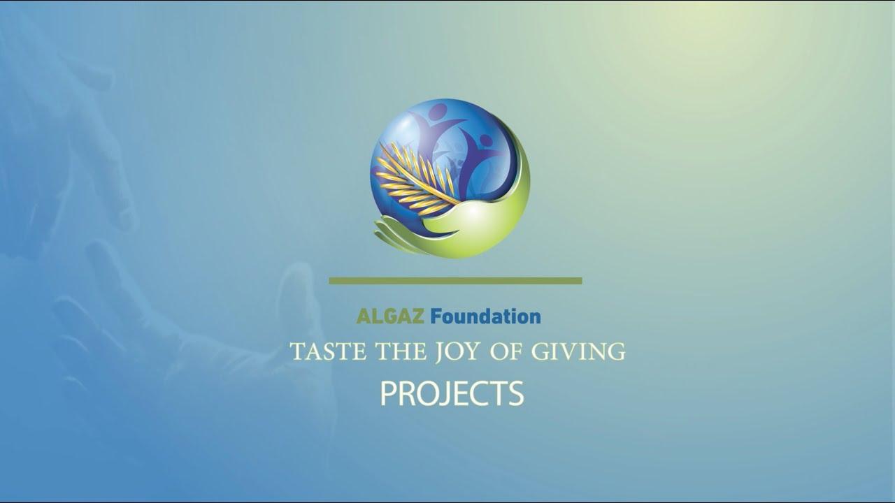 Algaz Foundation activities in Kinshasa