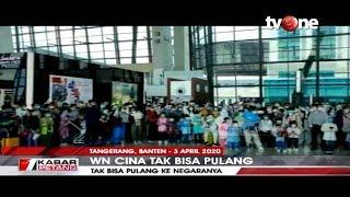 Ditolak Pulang, Ratusan WNA Asal China Tertahan di Bandara Soetta | tvOne