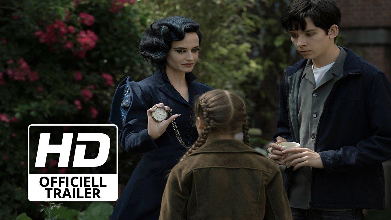 Miss Peregrines hem för besynnerliga barn | Officiell trailer #1