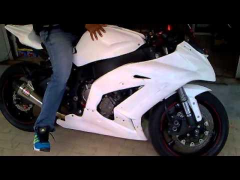 Kawasaki Race Plastics