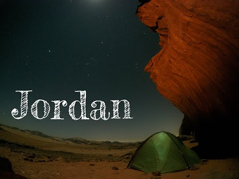 Travel the World – Jordan (Jordanie) – GoPro – HD
