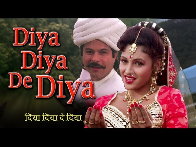 Diya Diya De Diya | Anil Kapoor | Kumar Sanu | Mr. Azaad | Bollywood Songs