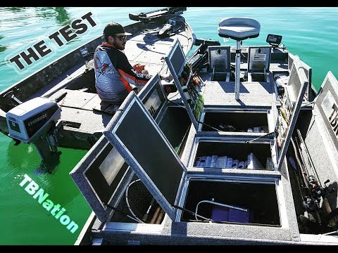 Testing The Most Insane Jon Boat To Bass Boat Conversion