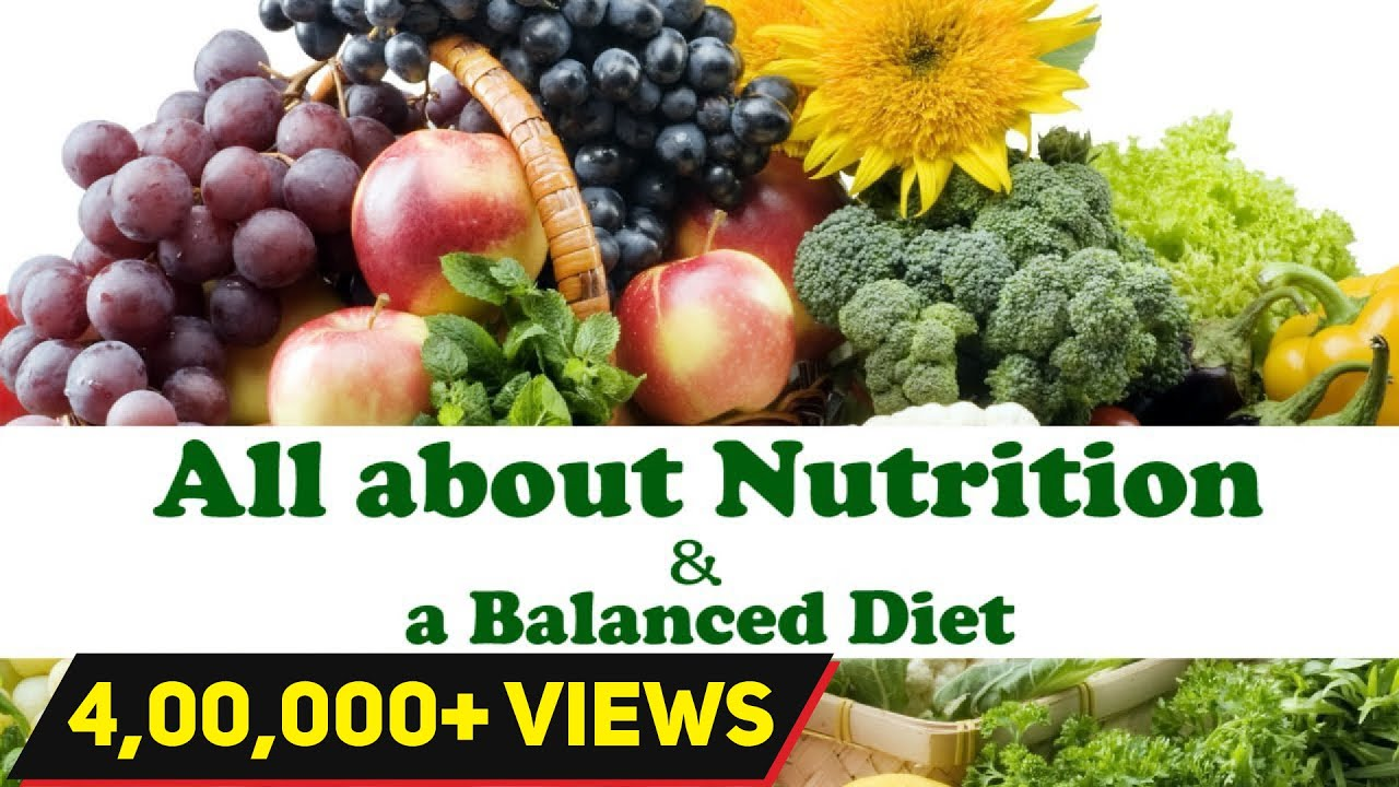 All About Nutrition Balanced Diet Chart Diet Plan In Quarantine Days Letstute Youtube