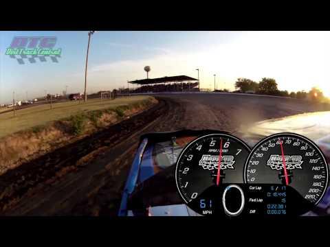 Jason Wilkinson B Feature Dawson County Speedway 8